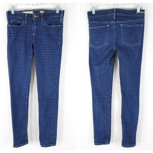 PilcroAndTheLetterpress Houndstooth Printed Jeans